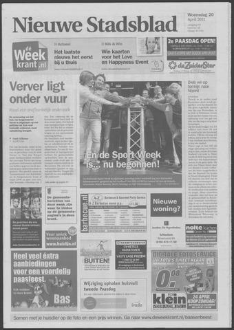 Het Nieuwe Stadsblad 2011-04-20