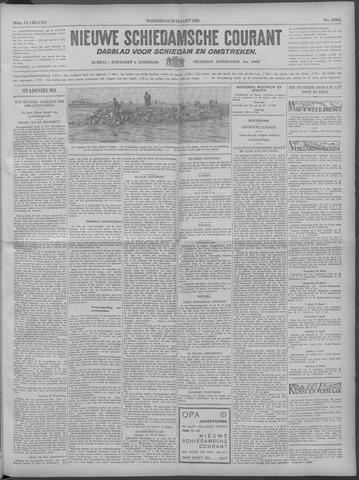 Nieuwe Schiedamsche Courant 1933-03-29