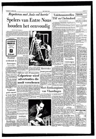 Het Vrije volk 1969-04-09