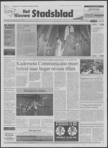 Het Nieuwe Stadsblad 2003-05-14