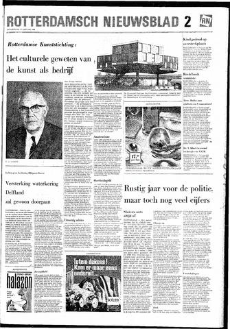 Rotterdamsch Nieuwsblad / Schiedamsche Courant / Rotterdams Dagblad / Waterweg / Algemeen Dagblad 1968-01-18
