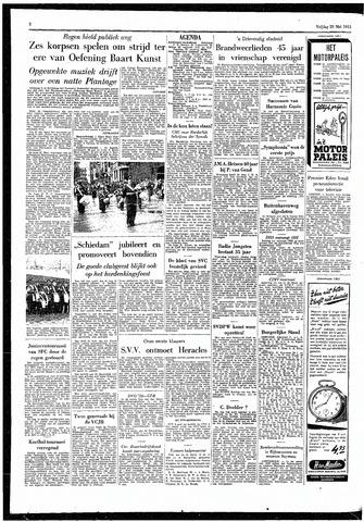 Rotterdamsch Parool / De Schiedammer 1955-05-20