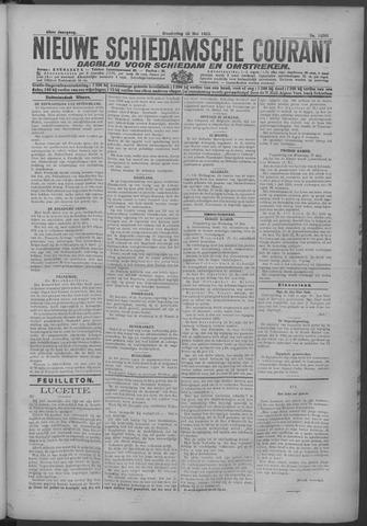 Nieuwe Schiedamsche Courant 1925-05-28