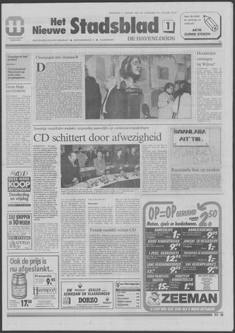 Het Nieuwe Stadsblad 1995-01-11