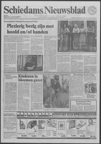 Schiedams Nieuwsblad 1980-08-20