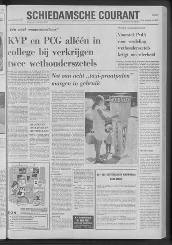 Rotterdamsch Nieuwsblad / Schiedamsche Courant / Rotterdams Dagblad / Waterweg / Algemeen Dagblad 1970-07-14