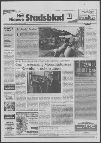 Het Nieuwe Stadsblad 1998-07-01