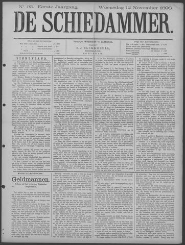 De Schiedammer 1890-11-12