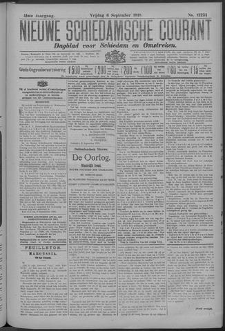 Nieuwe Schiedamsche Courant 1918-09-06