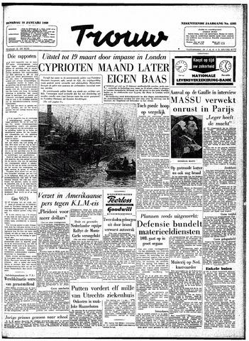 Trouw / De Rotterdammer 1960-01-19