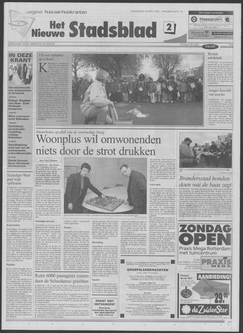 Het Nieuwe Stadsblad 2002-04-18