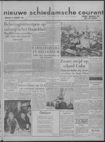 Nieuwe Schiedamsche Courant 1958-12-31