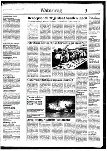 Rotterdamsch Nieuwsblad / Schiedamsche Courant / Rotterdams Dagblad / Waterweg / Algemeen Dagblad 1993-01-18
