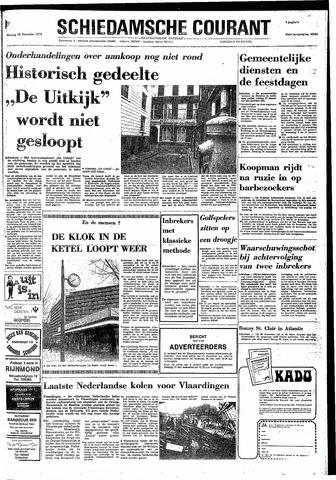 Rotterdamsch Nieuwsblad / Schiedamsche Courant / Rotterdams Dagblad / Waterweg / Algemeen Dagblad 1974-12-24