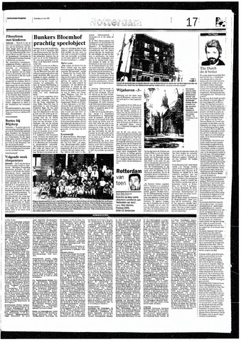 Rotterdamsch Nieuwsblad / Schiedamsche Courant / Rotterdams Dagblad / Waterweg / Algemeen Dagblad 1993-05-15