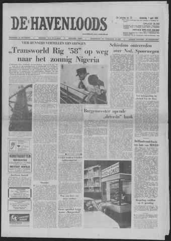 De Havenloods 1966-04-07