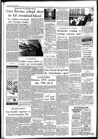 Rotterdamsch Parool / De Schiedammer 1961-01-21