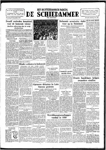 Rotterdamsch Parool / De Schiedammer 1947-09-24
