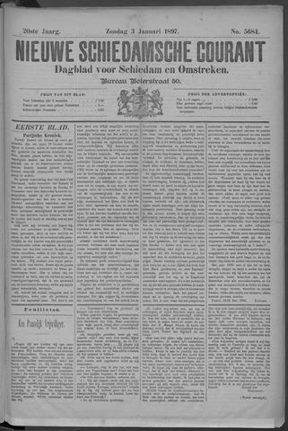 Nieuwe Schiedamsche Courant 1897-01-03