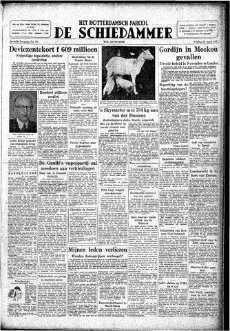 Rotterdamsch Parool / De Schiedammer 1947-04-25