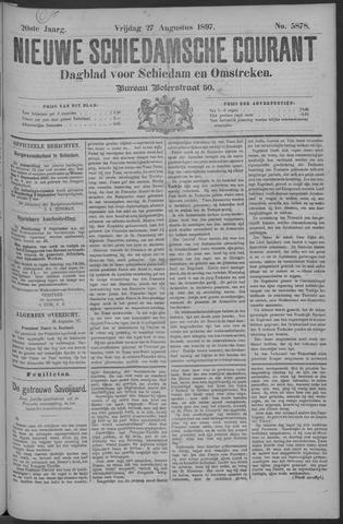 Nieuwe Schiedamsche Courant 1897-08-27