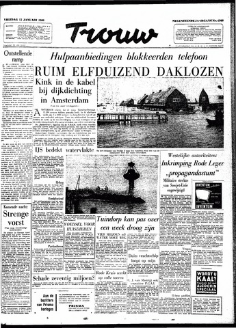 Trouw / De Rotterdammer 1960-01-15