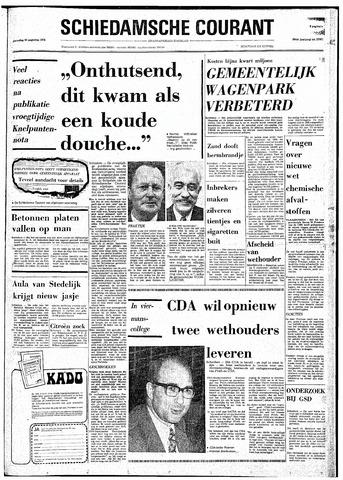 Rotterdamsch Nieuwsblad / Schiedamsche Courant / Rotterdams Dagblad / Waterweg / Algemeen Dagblad 1974-08-24