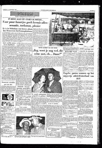Rotterdamsch Nieuwsblad / Schiedamsche Courant / Rotterdams Dagblad / Waterweg / Algemeen Dagblad 1959-08-11