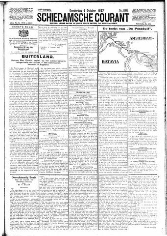 Schiedamsche Courant 1927-10-06