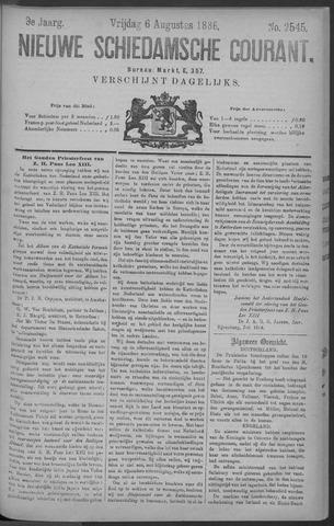 Nieuwe Schiedamsche Courant 1886-08-06