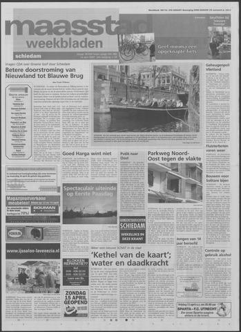 Maaspost / Maasstad / Maasstad Pers 2007-04-11
