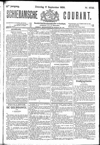 Schiedamsche Courant 1898-09-17