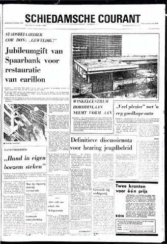 Rotterdamsch Nieuwsblad / Schiedamsche Courant / Rotterdams Dagblad / Waterweg / Algemeen Dagblad 1970-01-22