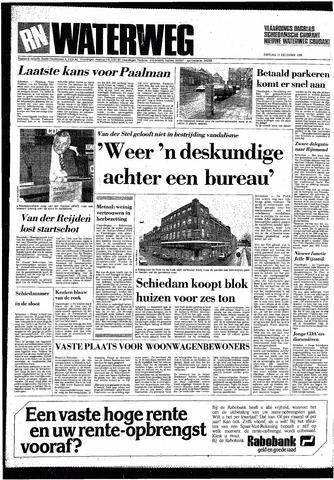 Rotterdamsch Nieuwsblad / Schiedamsche Courant / Rotterdams Dagblad / Waterweg / Algemeen Dagblad 1985-12-10