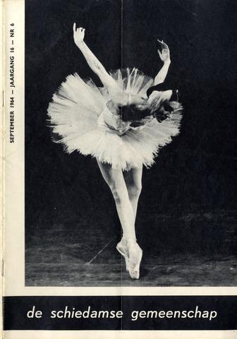 Schiedamse Gemeenschap (tijdschrift) 1964-09-01
