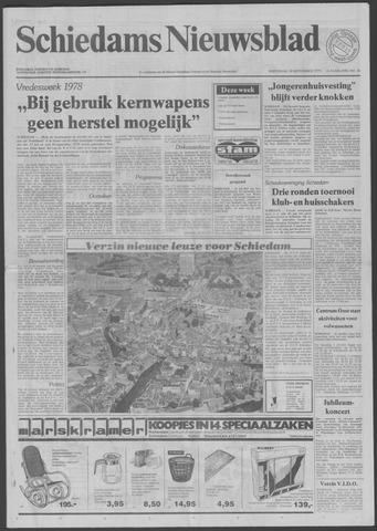 Schiedams Nieuwsblad 1978-09-20