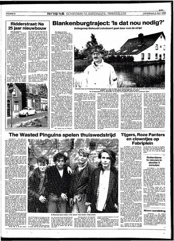 Het Vrije volk 1988-07-09