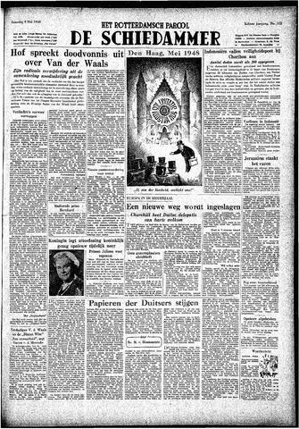 Rotterdamsch Parool / De Schiedammer 1948-05-08