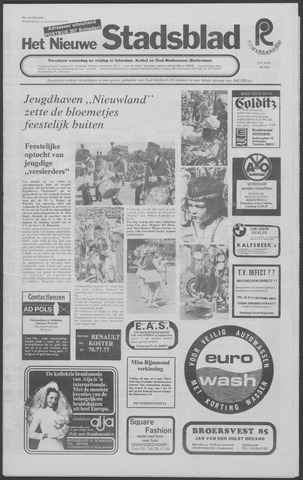 Het Nieuwe Stadsblad 1974-08-21