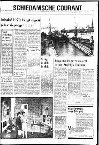 Rotterdamsch Nieuwsblad / Schiedamsche Courant / Rotterdams Dagblad / Waterweg / Algemeen Dagblad 1970-02-28