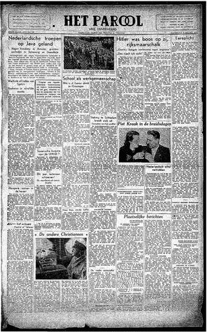 Rotterdamsch Parool / De Schiedammer 1946-03-09