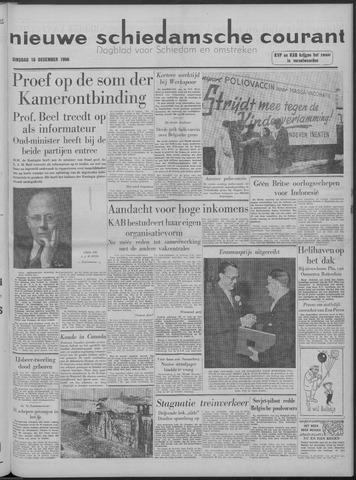 Nieuwe Schiedamsche Courant 1958-12-16