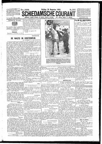 Schiedamsche Courant 1933-08-18