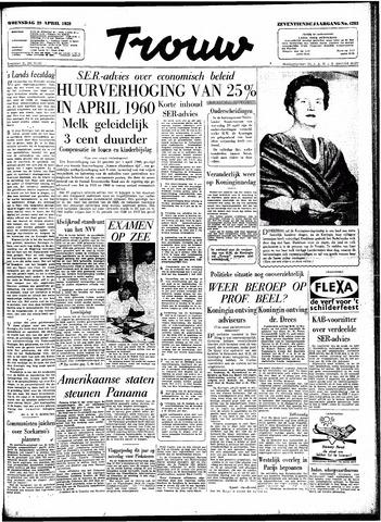 Trouw / De Rotterdammer 1959-04-29