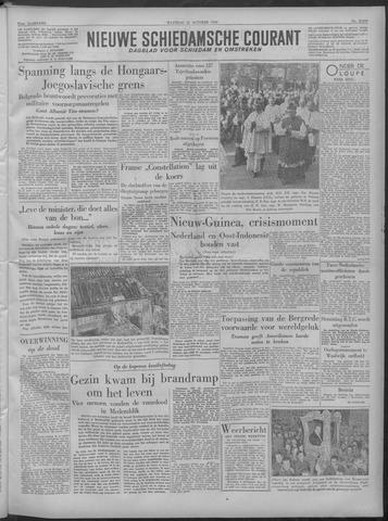 Nieuwe Schiedamsche Courant 1949-10-31