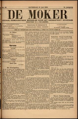 De Moker 1909-07-31