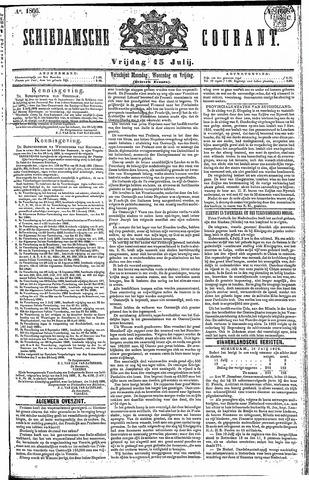 Schiedamsche Courant 1866-07-13