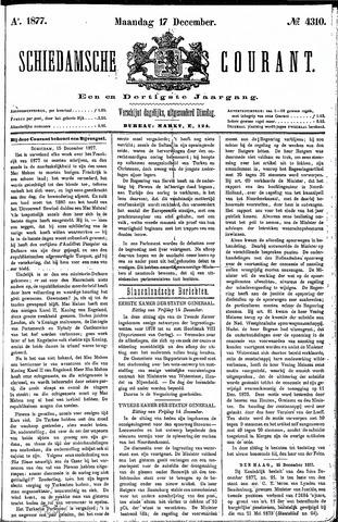 Schiedamsche Courant 1877-12-17