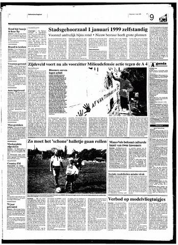 Rotterdamsch Nieuwsblad / Schiedamsche Courant / Rotterdams Dagblad / Waterweg / Algemeen Dagblad 1998-05-11