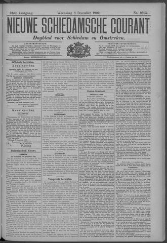 Nieuwe Schiedamsche Courant 1909-12-08